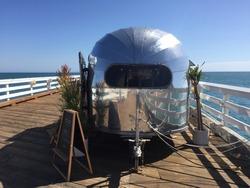 Oceanside Airstream Travel Trailer