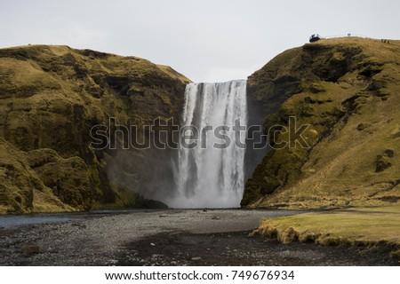 Oct 2014 - Skogafoss, Iceland #749676934