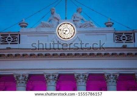 Odessa City Hall. Odessa, Odessa Oblast, Ukraine. #1555786157