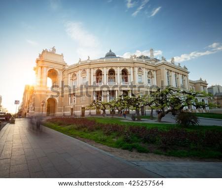 Odessa Opera and Ballet Theater, Ukraine #425257564
