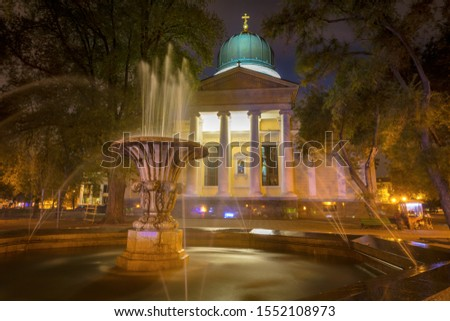 Odessa Orthodox Cathedral. Odessa, Odessa Oblast, Ukraine. #1552108973
