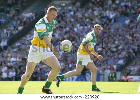 Offaly and Westmeath in the Leinster Championship. Croke Park, Dublin.