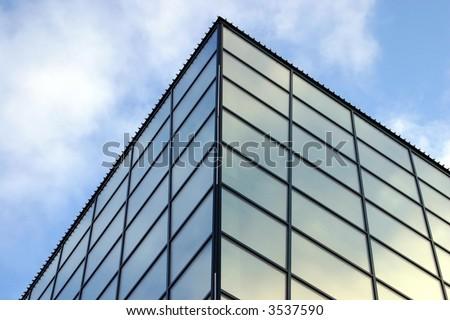 Office building - Shutterstock ID 3537590