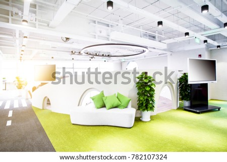 Office building activity area #782107324