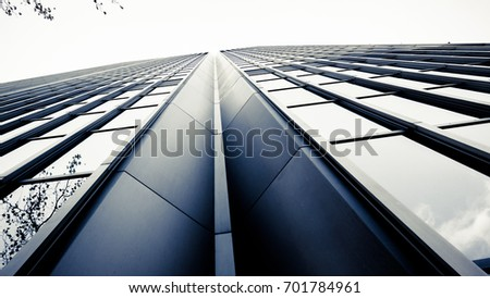 office building. Business building. Exterior of building #701784961