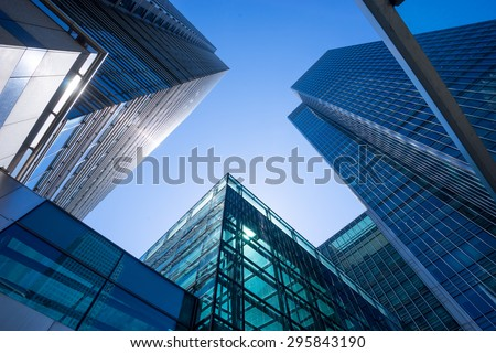 Office building in London, England #295843190