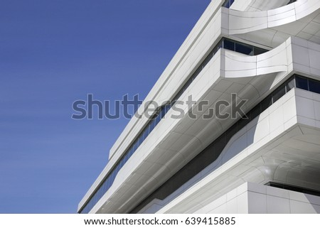 Office building in Moscow #639415885
