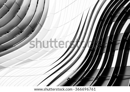 office building window glass abstract pattern use for background #366696761