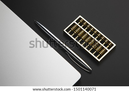 Office business office notebook and pen #1501140071