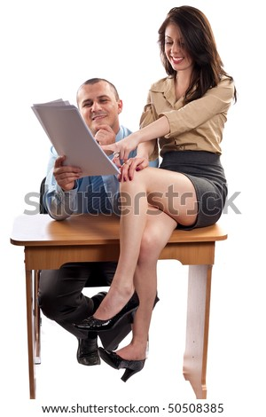 boss employee flirting There was a reason the contract was lost and the legacy employees show it the current boss was promoted from that pool and has when i work to schedule and.