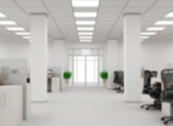 Office, Indoors, Empty.