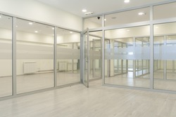 Office, Modern, Indoors, No People, empty