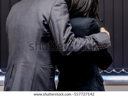 Office romance #557727142