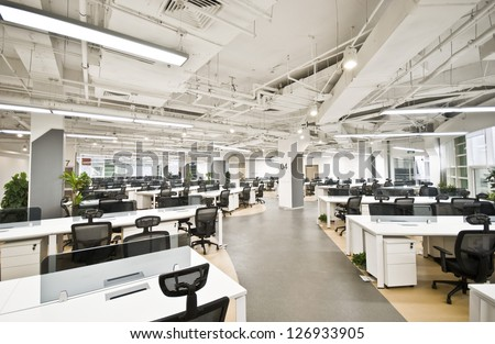 Shutterstock Office work place
