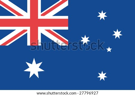 official flag of australia