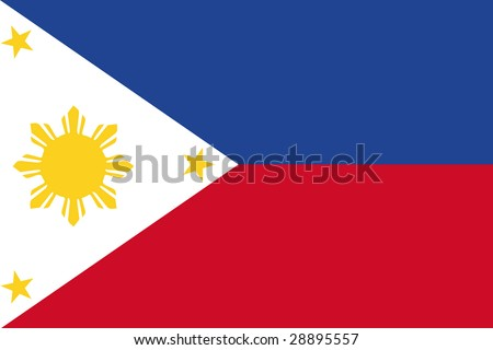 official flag of philippines
