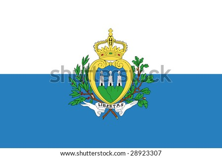 official flag of san marino