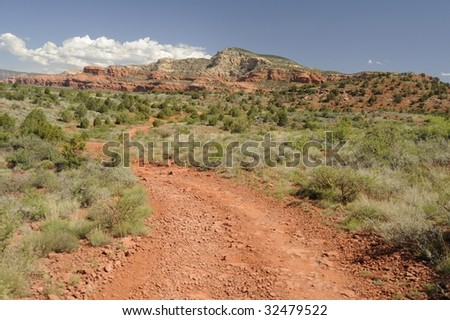 Offroading in Sedona Arizona