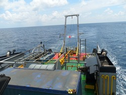 Offshore Geophysical and Geo-technical Survey Activities