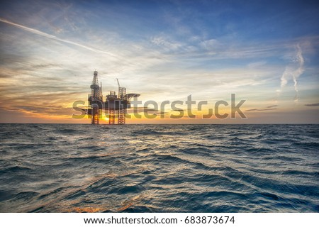 Offshore oil installation