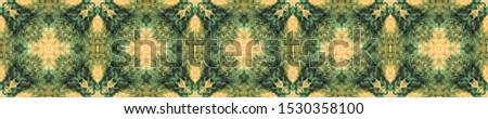 Ogee Geo Border. Mexican Mosaic Design. Vintage Textile Print. Pink, Gray Batik Watercolor. Vintage Textile Print. Delicate Lace Motifs. Vintage Textile Print.