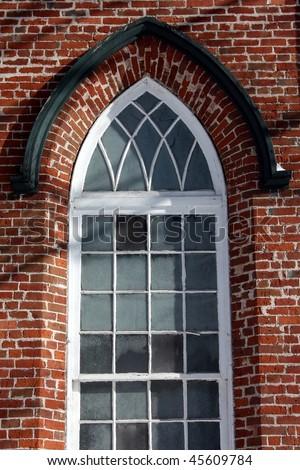 ogival gothic window