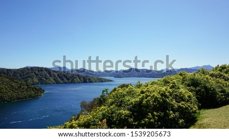 Ohau Viewpoint and Walkway in Kaikoura, New Zealand #1539205673