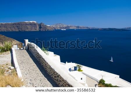 Oia, Santorini, Cyclades, Greece