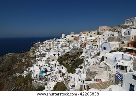 Oia - Santorini - Greek Islands Lookout