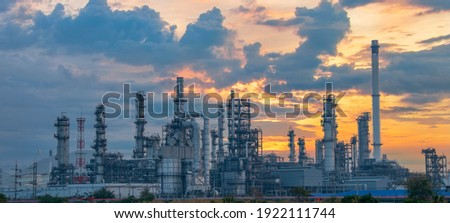 Oil and Gas Industrial zone,The equipment of oil refining,Close-up of industrial pipelines of an oil-refinery plant,Detail of oil pipeline with valves in large oil refinery.