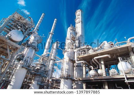 oil and gas industry equipment #1397897885