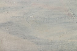 Oil paint texture. Abstract art light tone background. Acrylic on canvas board.  Brushstrokes of paint.