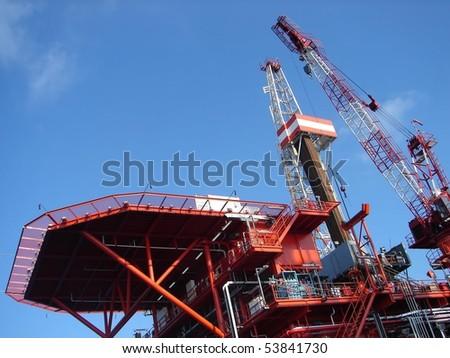Oil Platform-Oil Rig-Oil Industry Construction Platform