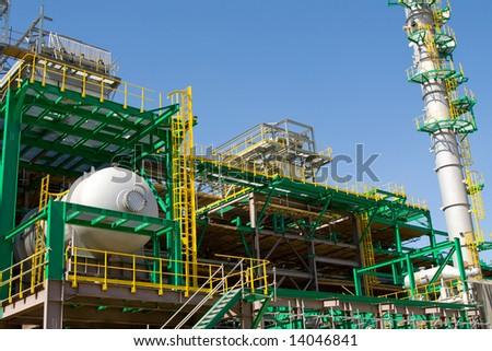 oil refining factory 5