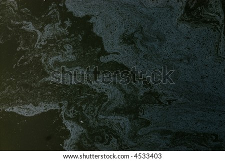 Oil Slick on water grunge background pattern series 03