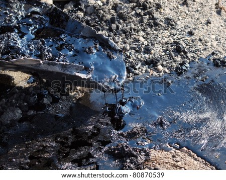 oil tar