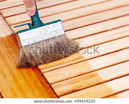 Oil Wood Furniture