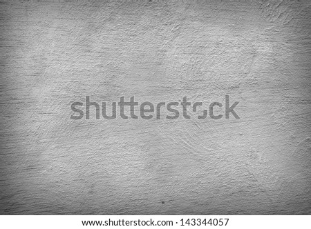 Old abstract background with black and white texture #143344057