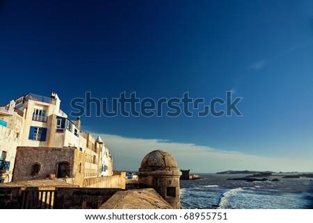 old arabic city Essaouira (Morocco) photo
