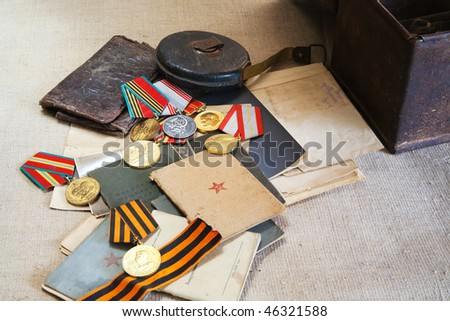 old army documents and soviet...