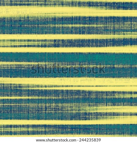 Old background with delicate abstract texture. With different color patterns: yellow (beige); blue; cyan #244235839