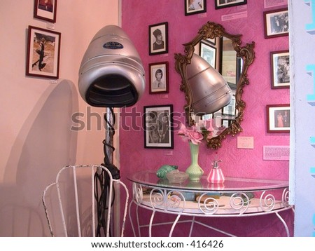 Old Beauty Parlor, Cape Town, South Africa