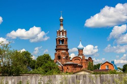 Old Believer Church of the Presentation of the Blessed Virgin Mary in the Church of Borovsk, Russia