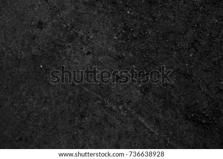 Old black background. Grunge texture