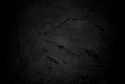 Old black background. Grunge texture. Blackboard. Concrete