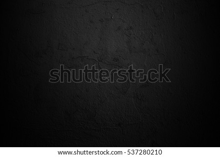 Old black background. Grunge texture. Blackboard for text