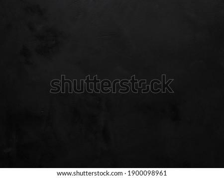 Old black Grunge abstract textured  background. Dark wallpaper. Foto d'archivio ©