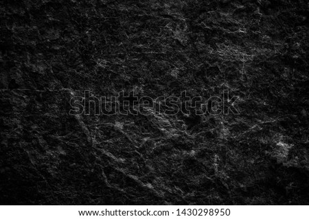 Old black grunge background. Concrete wall. Abstract texture. Board. Horror