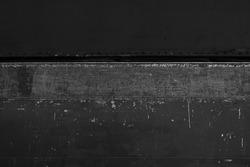 Old black grunge background. Distressed texture