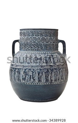 Greek Pottery - Types of Ancient Greek Pottery